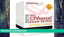 Price Wiley CPAexcel Exam Review 2015 Study Guide January: Set (Wiley Cpa Exam Review) O. Ray