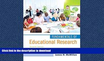 PDF Fundamentals of Educational Research, Enhanced Pearson eText with Loose-Leaf Version -- Access