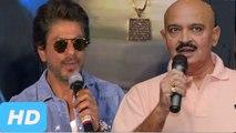 Raees vs Kaabil: SRK Responds To Rakesh Roshan's Angry Rant Over Date Clash