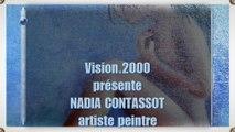 NADIA CONTASSOT artiste peintre
