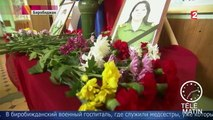 Sans Frontières - Moscou : la mort de deux infirmières russes tuées à Alep