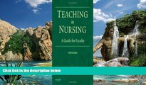 Price Teaching in Nursing: A Guide for Faculty (Billings, Teaching in Nursing: A Guide for