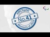 No. 41 Para athletes feature in BP, Allianz video campaigns