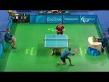 Day 2 evening | Table Tennis highlights | Rio 2016 Paralympic Games