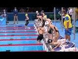 Swimming | Women's 100m Backstroke S11 final | Rio 2016 Paralympic Games