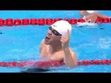 Swimming | Men's 100m Butterfly S8 final | Rio 2016 Paralympic Games