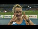 Athletics | Day 3 | Women's javelin F56 & women's long jump T42 | Rio 2016 Paralympics