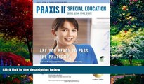 Price PRAXIS II Special Education (0353, 0354, 0543, 0545) w/CD (PRAXIS Teacher Certification Test