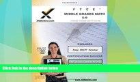 Price FTCE Middle Grades Math 5-9 Teacher Certification Test Prep Study Guide (XAM FTCE) Sharon