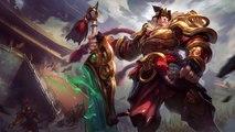 League of Legends: Warring Kingdoms Garen Preview