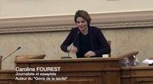 Rencontres de la laïcité : conclusion de Caroline Fourest