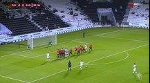 Xavi Hernandes Amazing Free Kick Goal - Al Rayyan 0-5 Al Sadd 07-12-2016