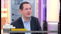 La question qui fâche du HuffPost à ce PDG qui veut vous convertir à la généalogie sur Franceinfo