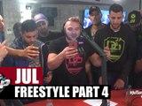 """Jul - Freestyle """"L'ovni"""" [Part 4] #PlanèteRap"""