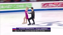 JGPF2016 Anastasia SHPILEVAYA ⁄ Grigory SMIRNOV SD