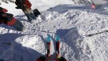 GoPro Run Logan Pehota - Chamonix-Mont-Blanc - Swatch Freeride World Tour 2016
