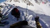 GoPro Run Leo Slemett - Chamonix-Mont-Blanc - Swatch Freeride World Tour 2016