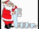 Lettre au pere Noel --- Chants de Noel --- Pour enfants