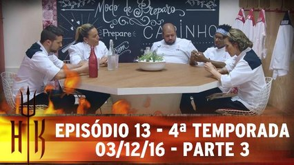 Episódio 13 - 4ª Temporada - 03.12.16 - Parte 3