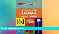 Price Furniture Design/Mobel Design/Design de Meubles/Muebles de Diseno (teNeus tools series)  PDF
