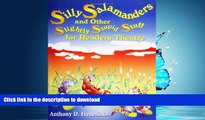 Hardcover Silly Salamanders and Other Slightly Stupid Stuff for Readers Theatre On Book