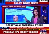 Sartaj Aziz told Geo News that the evidences against Kulbhushan Yadav are insufficient