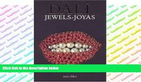 Pre Order Dali-Jewels: The Collection of the Gala-Salvador Dali salvador dahli On CD