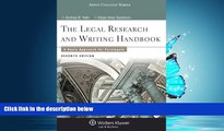 FAVORIT BOOK Legal Research and Writing Handbook: A Basic Approach for Paralegals (Aspen College)