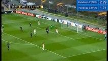 Taison Goal HD - Sporting Braga 0-2 Shakhtar Donetsk - 08.12.2016 HD
