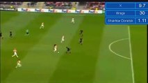 Taison Goal HD - Sporting Braga 0-2 Shakhtar Donetsk 08.12.2016 HD