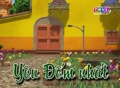 THVL Phim Hoat hinh Chuyen cua Dom Tap 115 Yeu Dom