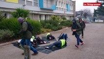 Vannes. Exercice attentat au lycée Lesage