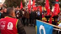 Les facteurs marseillais en grève contre la possible fermeture de bureaux