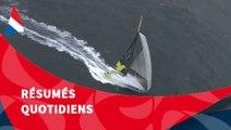 J33 : Résumé quotidien / Vendée Globe