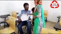 Pashto Funny Videos Boys vs Girls in Examination Center