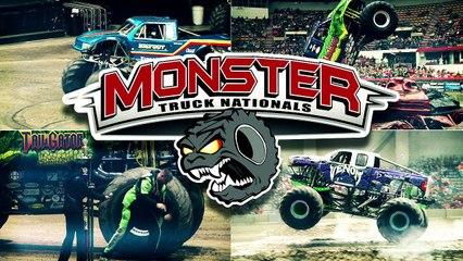Monster Truck Nationals - Madison 2017