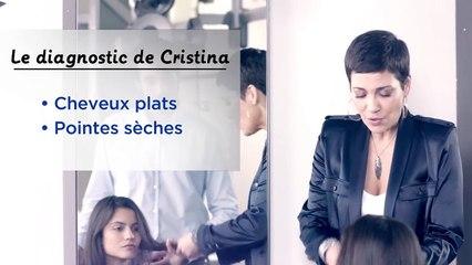 Le secret de Cristina pour de beaux cheveux – Stop aux cheveux secs et rebelles !