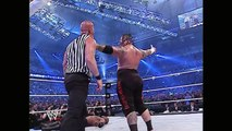 Donald Trump The President Of America Is A Barber , The Battle of the Billionaires takes place at WrestleMania