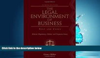 READ book The Legal Environment of Business: Text and Cases: Ethical, Regulatory, Global, and