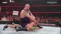 John Cena vs Randy Orton in steel cage match HD