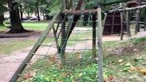 Spiel und Spass auf dem Spielplatz - Mia Surprise Kanal für Kinder Vlog #4 deutsch