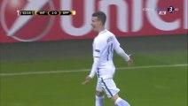 Goal - Inter 1-1 Sparta Prague - 08.12.2016