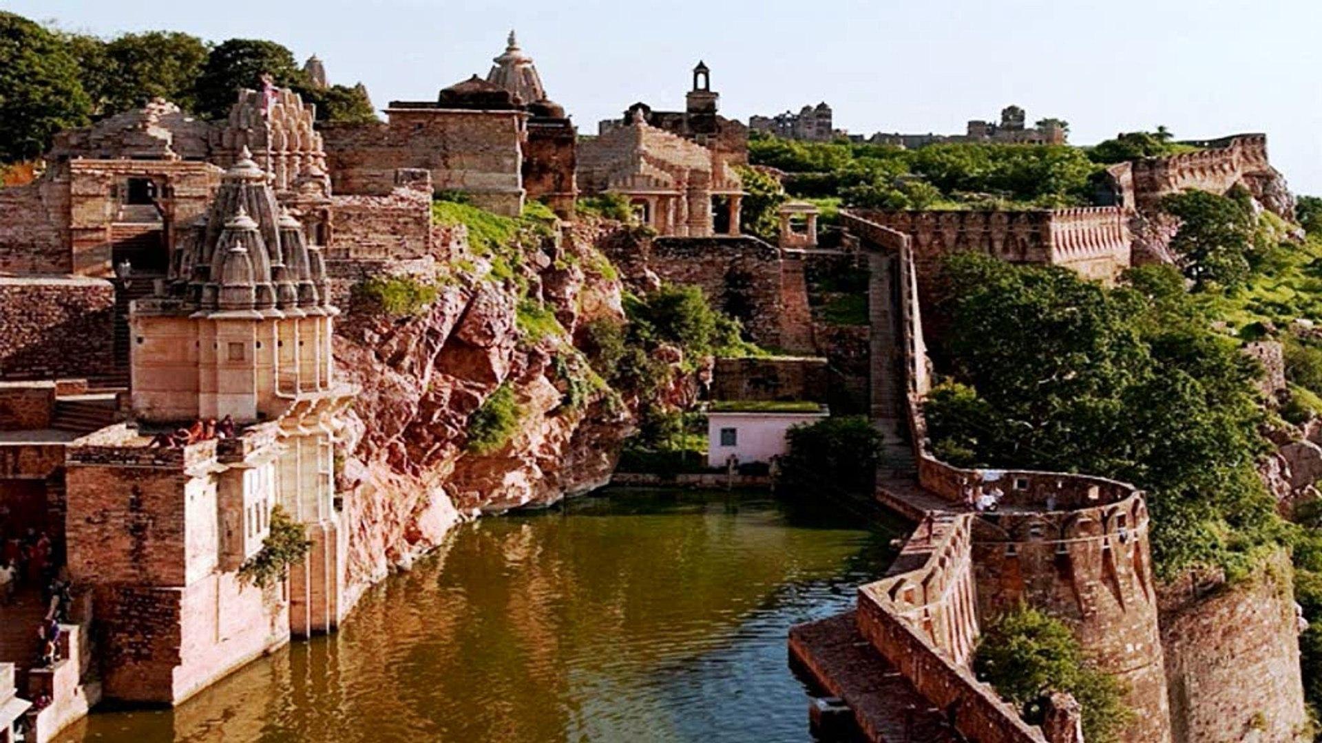 Chittorgarh Fort - Rajasthan, India