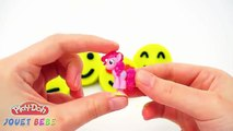 Oeufs Surprises Emoji Pâte à Modeler Play Doh, Pokemon Donald Duck Hello Kitty My Little Pony