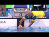 Swimming | Men's 100m Backstroke S1 final | Rio 2016 Paralympic Games