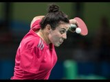 Table Tennis | NED v TUR | Women's Singles -Qualification Class 7 Group A| Rio 2016 Paralympic Games