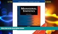 Price Managerial Statistics Gerald Keller On Audio
