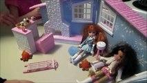 Moxie Girlz Snow Cabin 'It Really Snows' Super Fun Playset 5 Stars part2