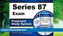 Buy Series 87 Exam Secrets Test Prep Team Series 87 Exam Flashcard Study System: Series 87 Test