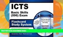 Buy ICTS Exam Secrets Test Prep Team ICTS Basic Skills (096) Exam Flashcard Study System: ICTS